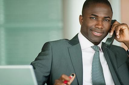 Black-Business-Man