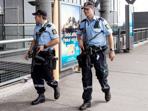 norwegian-police