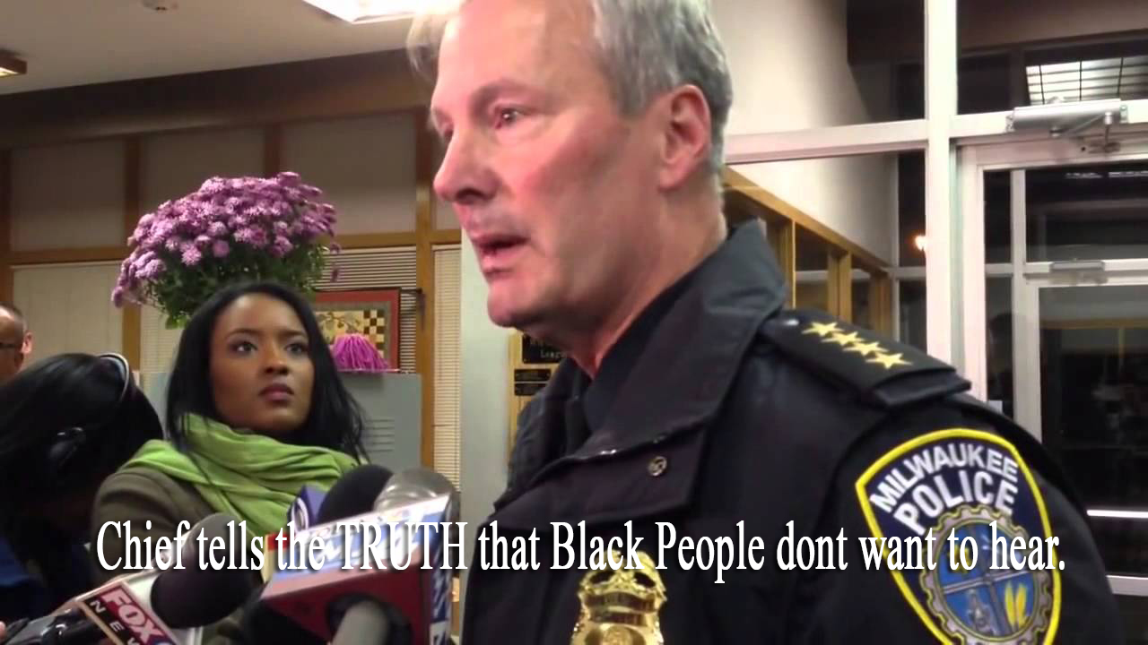 Chief tells the TRUTH that Black People dont want to hear
