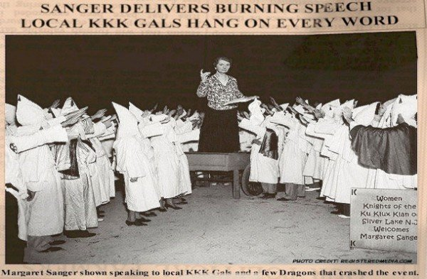 Margaret-Sanger-and-KKK-600x393