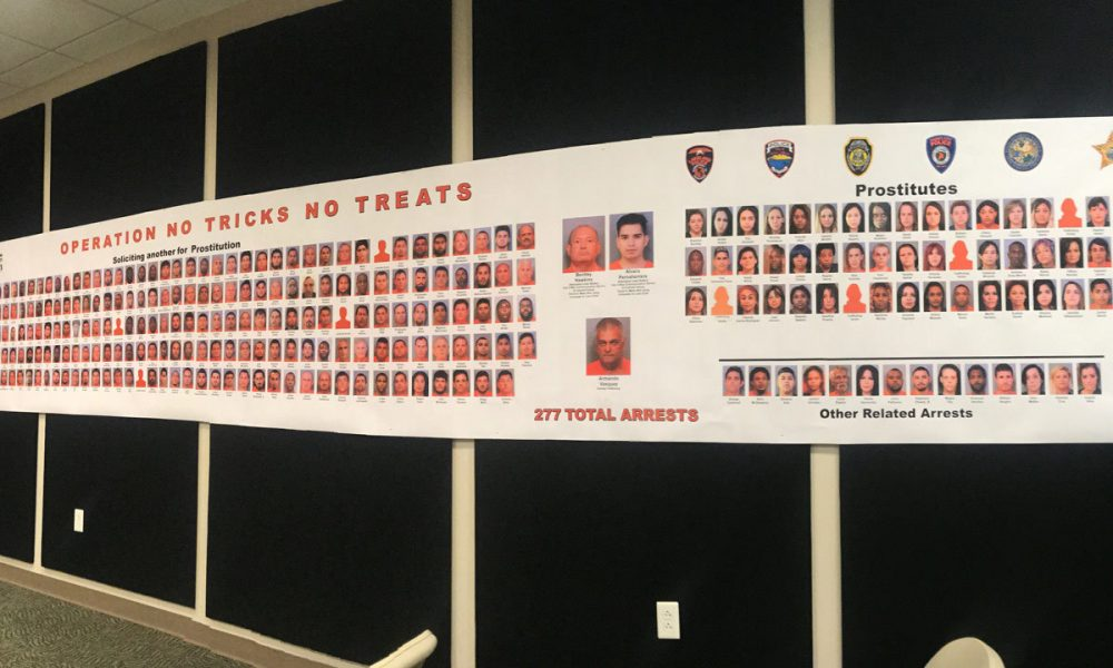 best service cd866 f9a01 (WFLA) – A week-long undercover sting targeting human trafficking and  online prostitution in Polk County ended with 277 arrests that included  doctors, ...